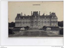 Château De LAVERSINE - Très Bon état - France