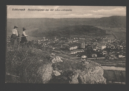 Echternach - Aussichtspunkt Bei Der Liboriuskapelle - 1911 - Echternach