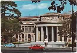 Madrid: 2x SIMCA 1000 - Museo Del Prado -  (Espana/Spain) - Toerisme
