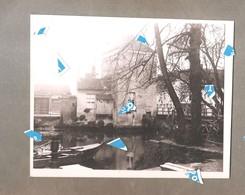 Lier Foto Photo Oude Reproductie Verdwenen St Janstoren Of Pestmeesterstoren Rond 1900 Foto Op Karton - Lier