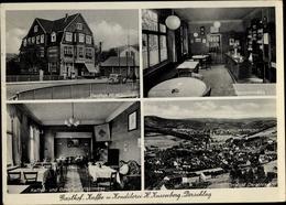 Cp Derschlag Gummersbach Im Oberbergischen Kreis, Gasthof H. Kusenberg, Innenansicht - Altri