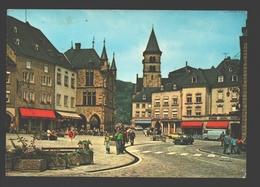 Echternach - Grande Place - Animation - Voitures - Echternach
