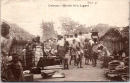 AFRIQUE - BENIN - COTONOU - Marché De La Lagune - Benin