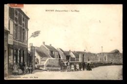 95 - MOUSSY - LA PLACE - CAFE MAUDUIT - Altri Comuni