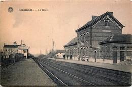 Belgique - Chastre - Blanmont - La Gare - Chastre