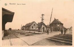 Belgique - Comines-Warneton - Warneton - Gare Le Touquet - Comines-Warneton - Komen-Waasten