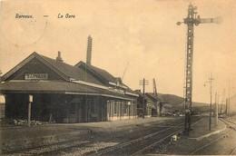 Belgique - Durbuy - Barvaux - La Gare - Durbuy