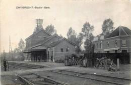 Belgique - Zwyndrecht - Statie - Gare - Zwijndrecht