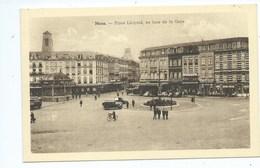 Mons Place Léopold En Face De La Gare - Mons