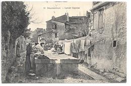 Cpa...Draguignan...lavoir Capesse...animée...(lessiveuses)...animée...1904... - Draguignan