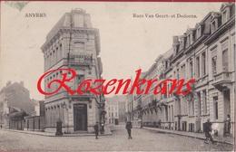 Antwerpen Borgerhout Anvers ZELDZAAM Rues Rue Van Geert Et Dodoens Van Geertstraat Dodoensstraat - Antwerpen