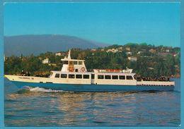 TOULON - Vedette LA TOULONNAISE XX Construction 1983 Aux Chantiers ARNAL La Seyne Sur Mer Visite De La Rade - Toulon