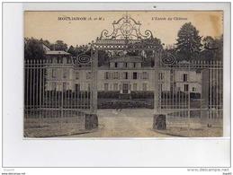 MOULIGNON - L'Entrée Du Château - Très Bon état - France