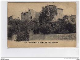 MARSEILLE - SAINT JULIEN - Le Vieux Château - Très Bon état - Saint Barnabé, Saint Julien, Montolivet