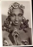 Casino De Paris, Josephine Baker, Photo Studio Piaz , 1931      (etat Voir Photos)  Dim: 22 X 15. - Célébrités