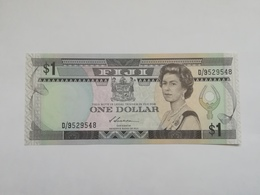 FIJI 1 DOLLAR 1987 - Fidji