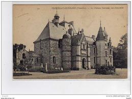 PLOUEGAT GUERRAND - Le Château Guérand - Très Bon état - Other Municipalities
