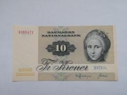 DANIMARCA 10 KRONER 1972 - Danimarca