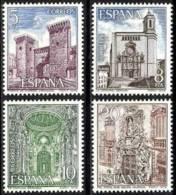 España. Spain. 1979. Paisajes Y Monumentos. Zaragoza. Gerona. Granada. Valencia - 1931-Today: 2nd Rep - ... Juan Carlos I