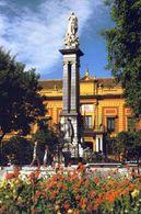 1 AK Spanien * Denkmal Für Die Unbefleckte Empfängnis Auf Der Plaza Del Triunfo In Sevilla * - Sevilla