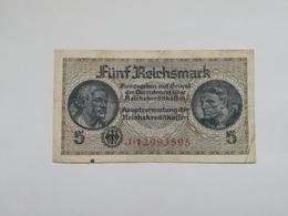 GERMANIA 5 MARK - [ 9] Duitse Bezette Gebieden