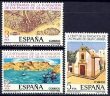 España. Spain. 1978. Fundacion De Las Palmas. Islas Canarias - 1931-Today: 2nd Rep - ... Juan Carlos I