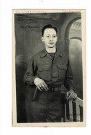 Photo Soldat 1945 - War, Military