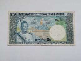 LAOS 200 KIP - Laos
