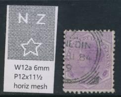 NEW ZEALAND, 1882 2d (Die I) Wmk 6a P12x11½ Fine Used - Gebruikt