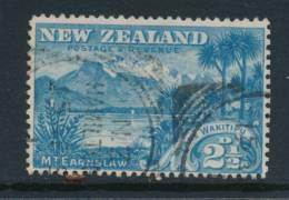 NEW ZEALAND, 1898 WAKITIPU (P12-16 No Wmk)(tiny Pinhole), SG249, Cat £50 - Gebruikt