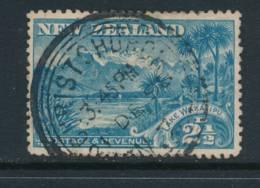 NEW ZEALAND, 1898 WAKATIPU (P12-16 No Wmk) Fine Used, SG250, Cat £9 - Gebruikt