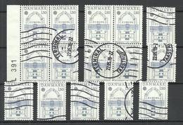 DENMARK Dänemark 1978 EUROPA CEPT Michel 663, Lot 15 Stamps O - Europa-CEPT
