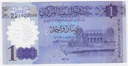 Libya NEW - 1 Dinar 2019 - UNC - Libia