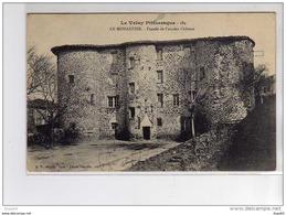 LE MONASTIER - Ancien Château - Très Bon état - Autres Communes