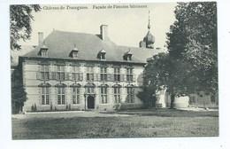 Trazegnies Château  La Façade De L'Ancien Bâtiment - Courcelles