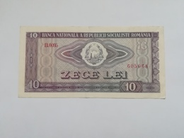 ROMANIA 10 LEI - Romania