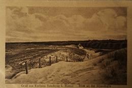 Memel // Gruss Aus Kurhaus Sandkrug - Blick An Der Strand Halle 1920 - Lithuania