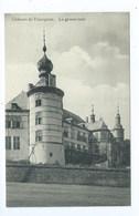 Trazegnies Château  La Grosse Tour - Courcelles