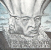 ERECTUS MONOTONE - Mach III - 45t - MERGE RECORDS - EMO NOISE - Punk