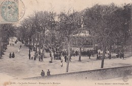 ALBI  Le Jardin National - Albi