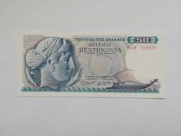 GRECIA 50 DRACHMAI 1964 - Griekenland