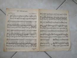Et Pourtant (Musique Georges Garvarentz)(Paroles Charles Aznavour)- Partition - Liederbücher