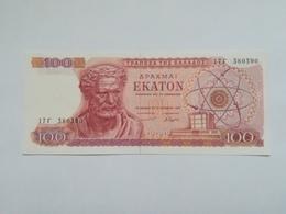 GRECIA 100 DRACHMAI 1967 - Griekenland