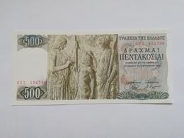 GRECIA 500 DRACHMAI 1968 - Grecia