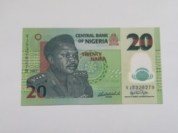 NIGERIA 20 NAIRA 2007 - Nigeria