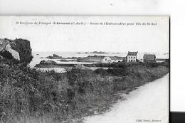 ARCOUEST N 23 ENVIRONS PAIMPOL  RTE DE L EMBARCADERE POUR ILE DE BREHAT     DEPT 22 - France