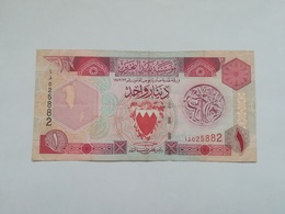 BAHREIN 1 DINAR 1993 - Bahrein