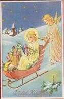 Joyeux Noel Engelen Angel Ange Engel  Kerstmis Christmas Jouets Jouet Pop Doll Vrolijk Kerstfeest - Illustrateurs & Photographes