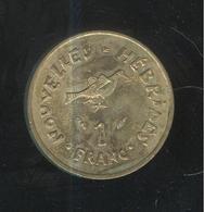 1 Franc Nouvelles Hébrides 1975 ( Ex Colonie Franco-Britannique ) - Münzen