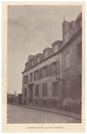1900 - Iconographie - Paris (16ème) - La Maison De Balzac Au 47 Rue Raynouard - FRANCO DE PORT - Stiche & Gravuren